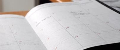 Holyday Calendar